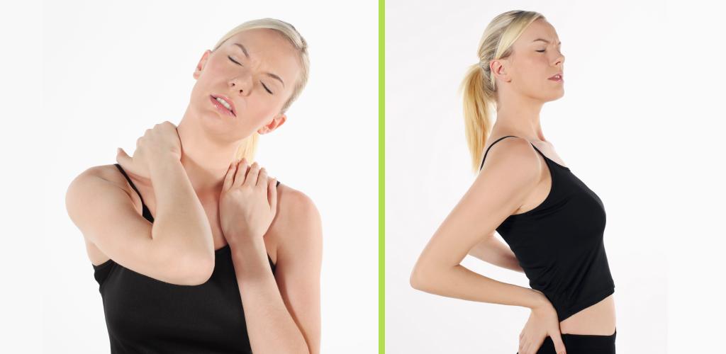 Rückenschmerzen lösen mit Bewegung